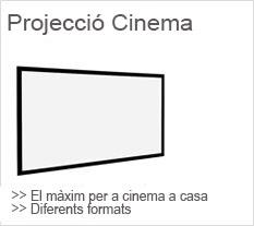 projectors de cinema Andorra