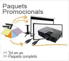 projectors i pantalles de cinema Andorra