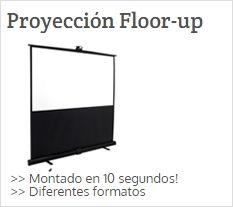 proyector floor-up andorra