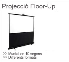 proyector floor-up andorra