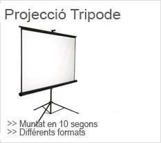 proyectores con trípode andorra
